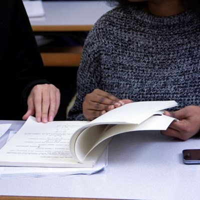 Second chance classes for matrics