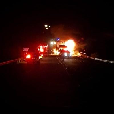 Fatal crash at Gouritz River bridge