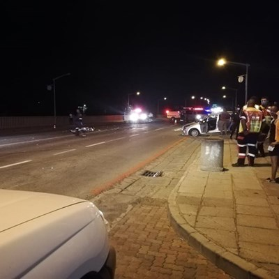 Update: Biker killed by truck