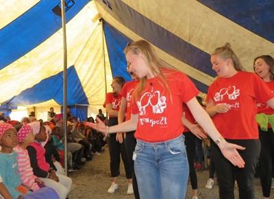 Show choir charms children