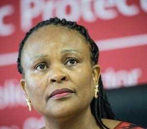 Busisiwe Mkhwebane welcomes Chief Justice's dissenting judgment