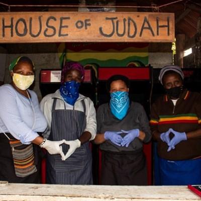 Knysna's soup kitchens Part 6: Judah Square