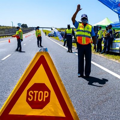 Transport Month: Roadblock 1 of many this month