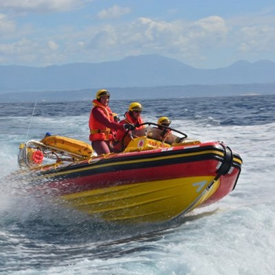 Warning from NSRI