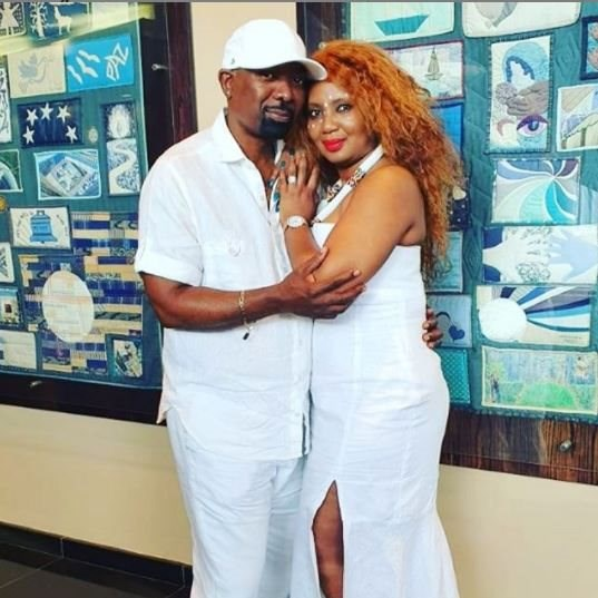 'You're my sunshine': Menzi Ngubane pens love letter to his wife