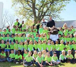 Hoër Landbouskool Oakdale plaasbesoek
