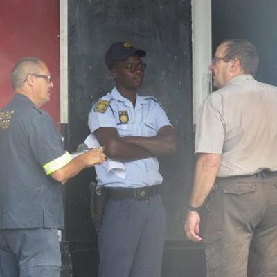 Robbers strike at Graaff-Reinet liquor store