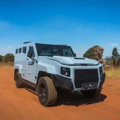 SVI Engineering introduces armoured MAX 3 Troopy that can withstand rifles