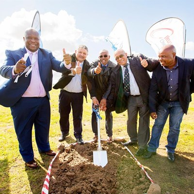 R1-billion chemical plant for Mossel Bay