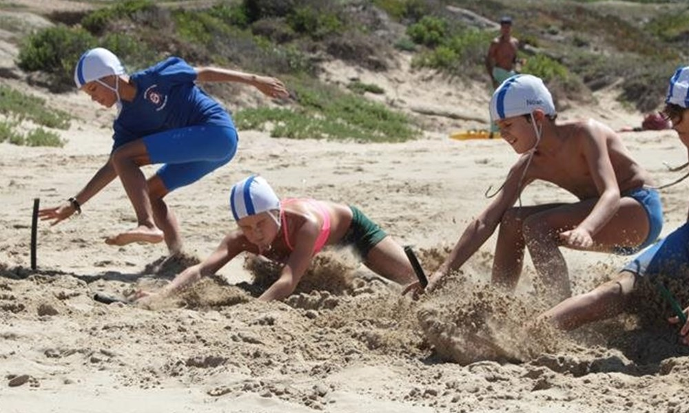 Nippers' Championships held on weekend