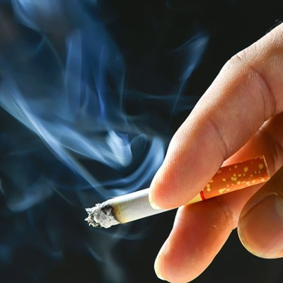 Desperate smokers become generous in their emotional pleas for fags