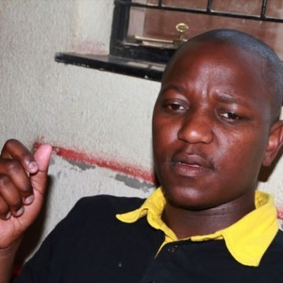 Death threats have Boy Mamabolo living on the edge