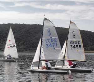 Wind hampers Sunday's sailing