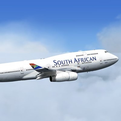 SAA activities suspended while airline awaits funding