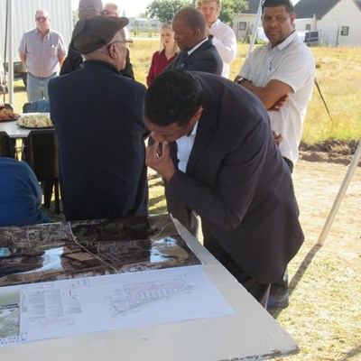 New shopping centre for Pacaltsdorp