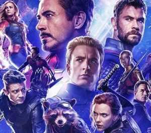 Avengers: Endgame officially the highest grossing movie of all time