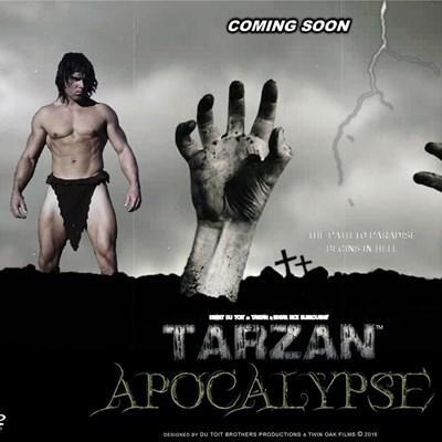 'Tarzan Apocalypse': More fantastical than ever