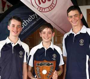 Glenwood House triumphant in inter schools regatta
