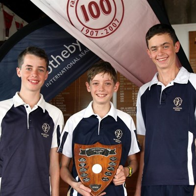 Glenwood House triumphant in inter schools regatta