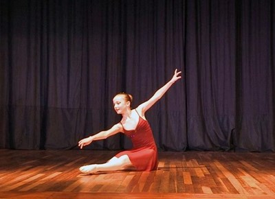 Carmen's School of Dance performs well