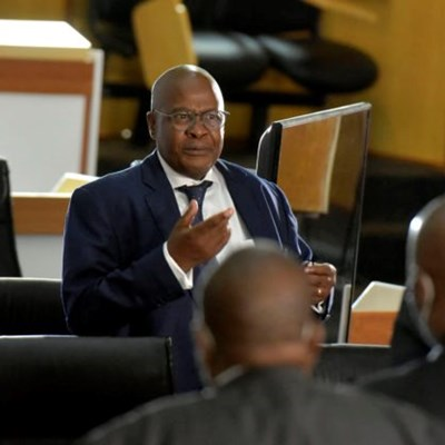 'You are a witchdoctor' – Brian Molefe loses his cool