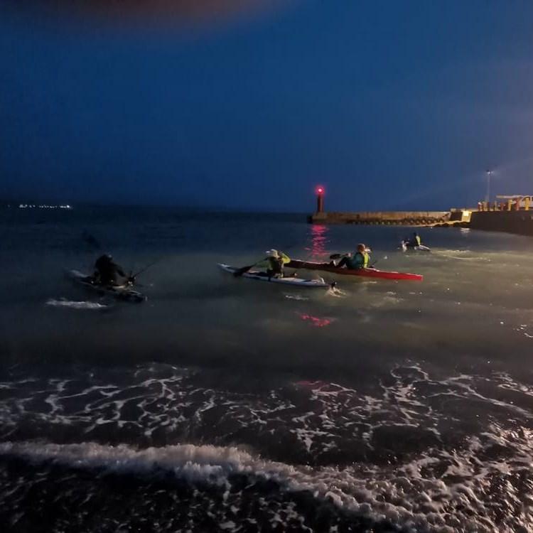 Kayak-visvangkompetisie dié naweek