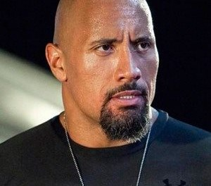 Actor Dwayne 'The Rock' Johnson receives star on Walk of Fame