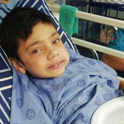 Steun 11-jarige se kankerstryd