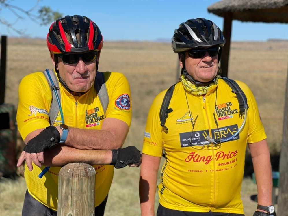 Karoo-bulle trap 2 900 km vir verkragtingslagoffers
