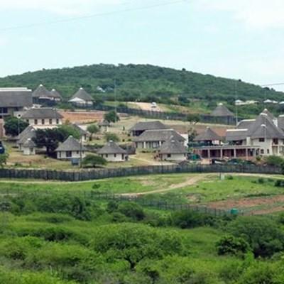 Google Maps shows Showerhead STD/STI vaccination centre at Zuma's Nkandla homestead