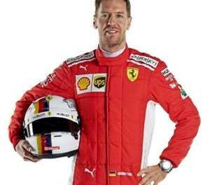 Vettel leads testing in Barcelona