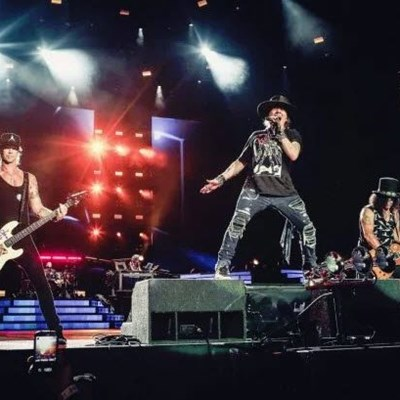 Guns N' Roses to perform in SA for the first time