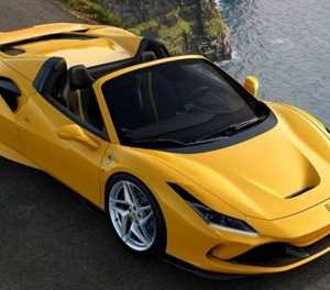 Ferrari F8 Tributo drops its (hard) top