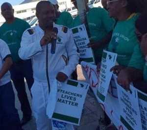 More 'nails' against Motshekga, teachers union wants her out