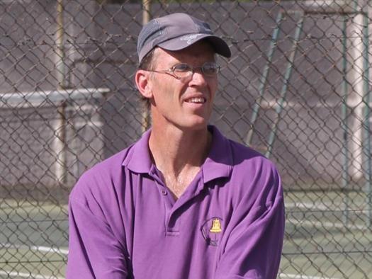 Kruger nuwe voorsitter van tennisklub