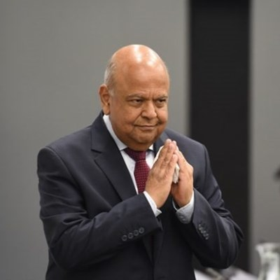Gordhan intends to stop Ramaphosa's remedial action – report