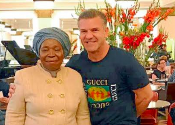 I am not Mazzotti's friend, declares Nkosazana Dlamini-Zuma ...