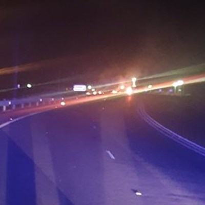 N2 closed - Hornlee protests continue