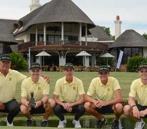 Team South Africa triumphant at African Amateur