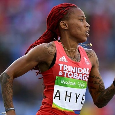 Trinidad & Tobago sprinter Ahye banned for two years