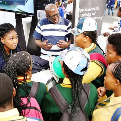 Madiba honoured with TNPA career expo