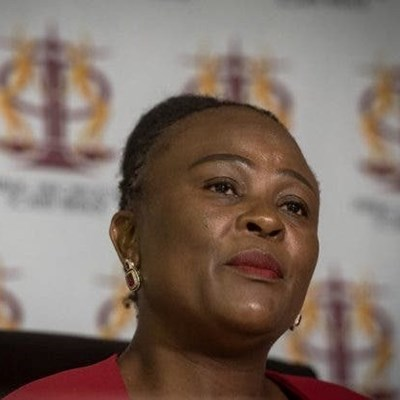 PP Busisiwe Mkhwebane could be releasing some important reports