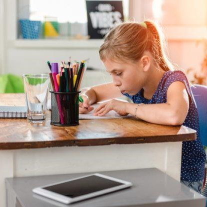 The right decor can improve your child's remote learning experience