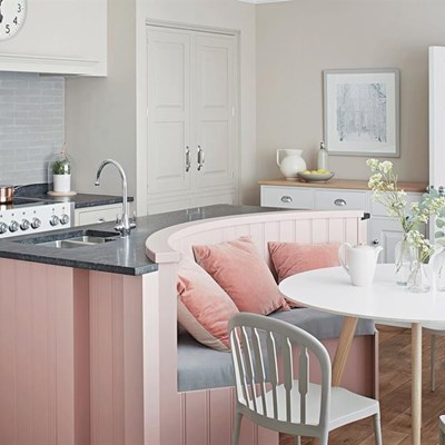 Ways to make the most of a tiny kitchen