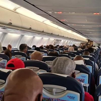 Domestic flights resume: Wear your masks!