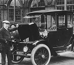 Electric vehicles are nothing new