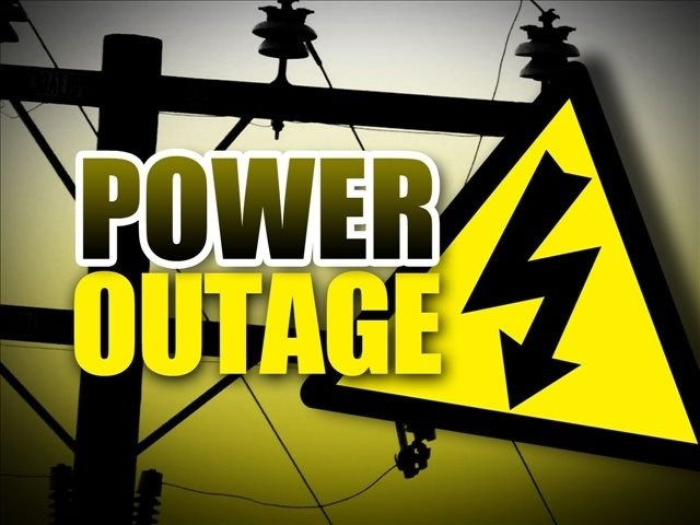 Power outage: Portion of Rosemoor