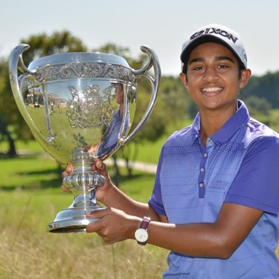 New look, Royal venue for SA's top amateur golf event
