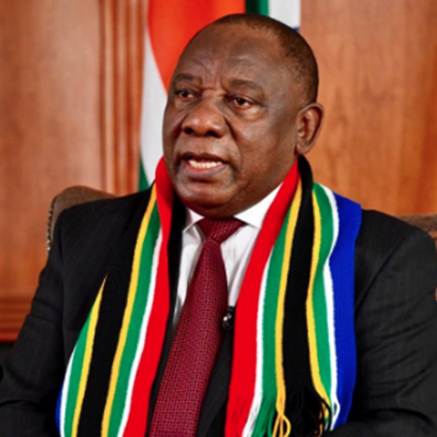 President to address the nation on Sunday 24 May 2020