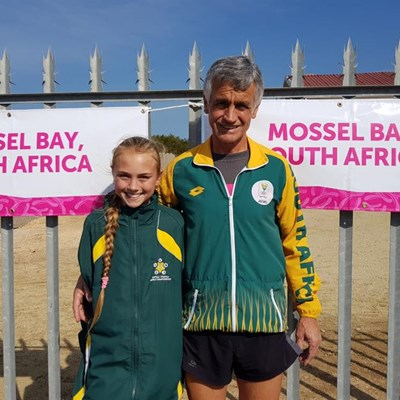 Budapest champs for Windt and Schoeman